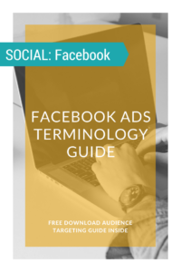 Facebook Ads Terminology